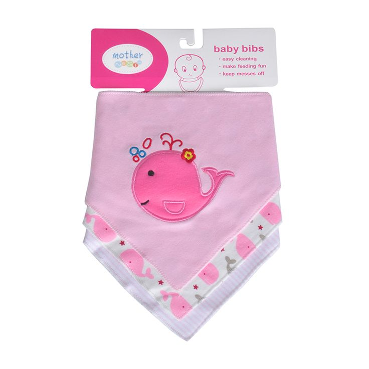 Newly Baby Bibs 3pcs/lot Baby Bibs Bandana100% Cotton Babadores Infant Towel For Boys And Girls Baby Clothing Infant Accessories