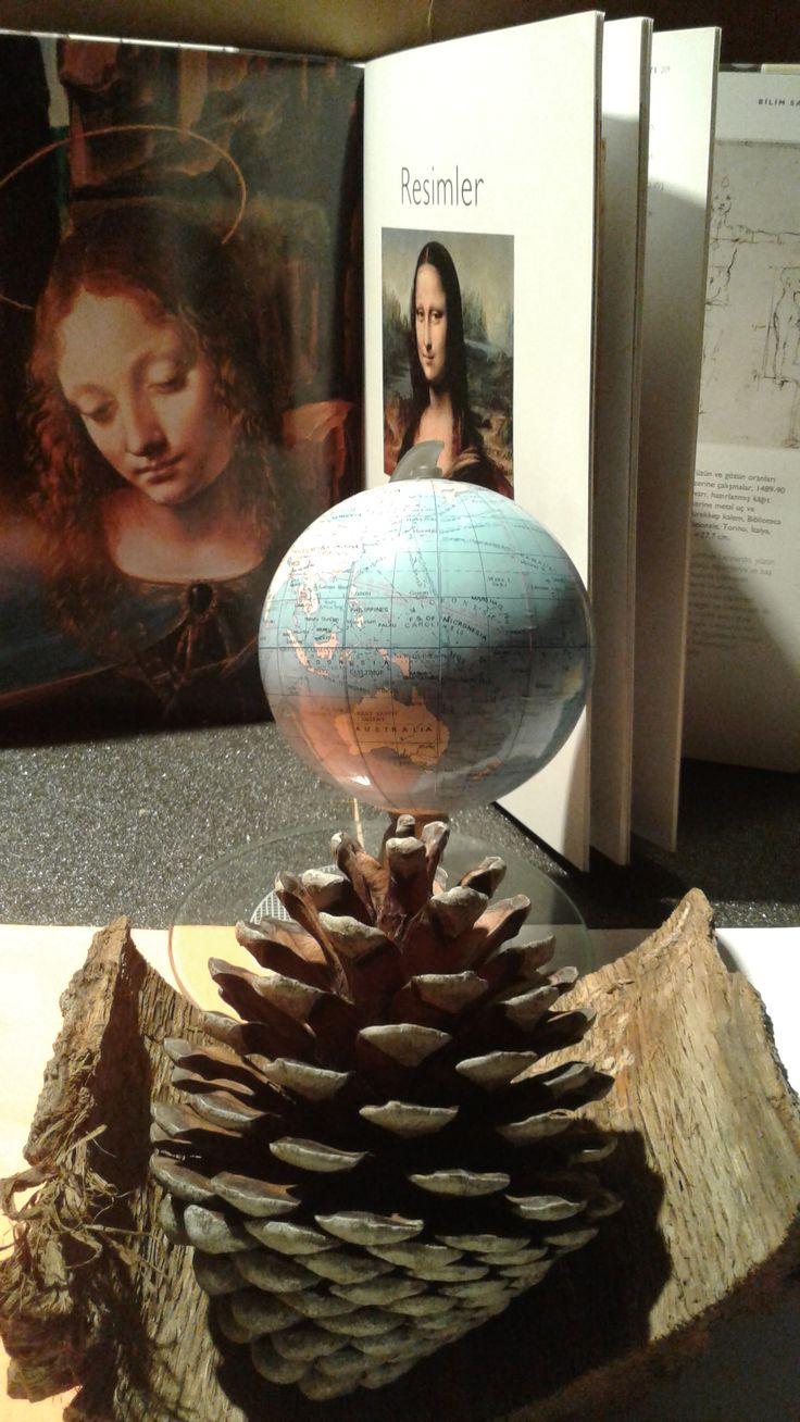 world art book scene