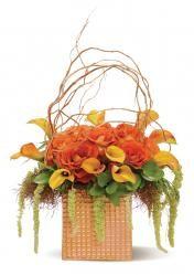 Autumn flower arrangement: Autumn's Splendor