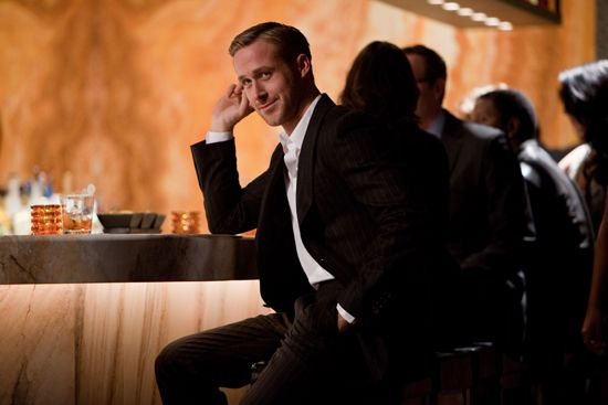 Ryan Gosling in Crazy, Stupid, Love