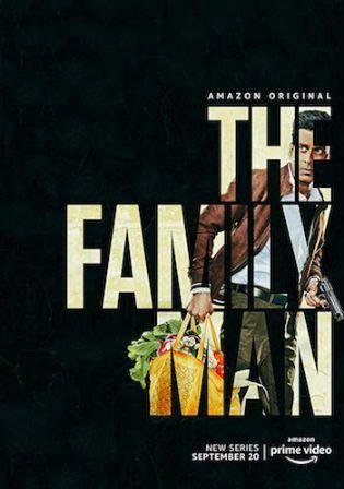 The Family Man 2019 HDRip 3GB Hindi Complete Season