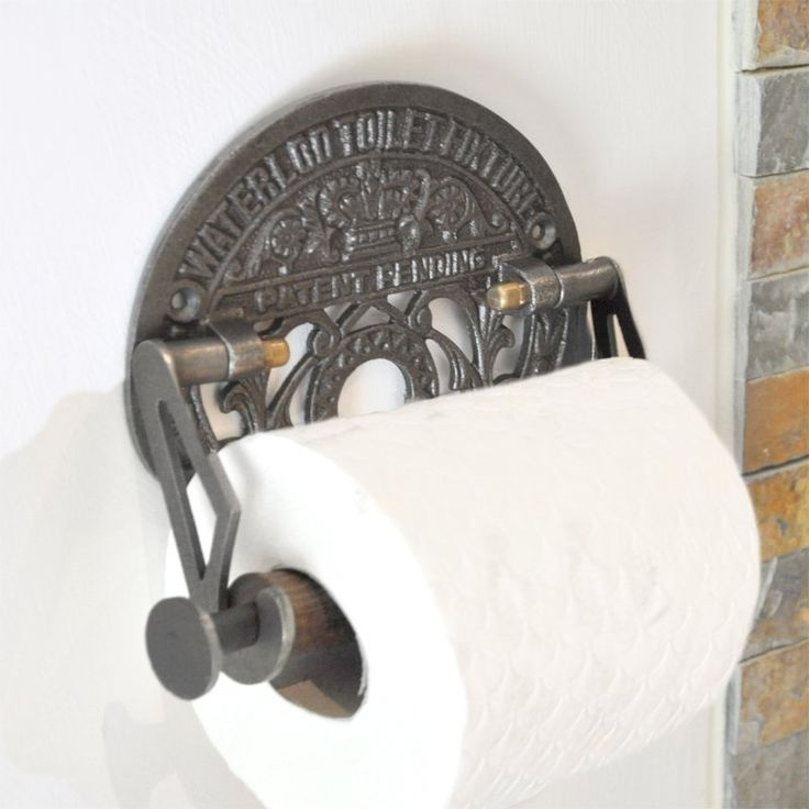 Our traditional period toilet roll holders made a beautiful addition to your bathroom and suit contemporary setting as well. Made from solid cast iron or brass and nickel plated designs as well, we have an excellent choice for every home.