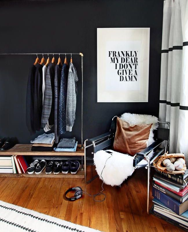 10 Masculine Rooms You Ll Both Love Crafts And Diy Minimal Bedroom Room Decor