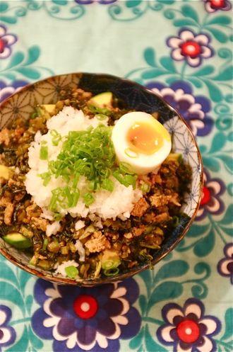 大根の葉と凍り豆腐のコチュジャン炒め。 by きー。さん   レシピ ...