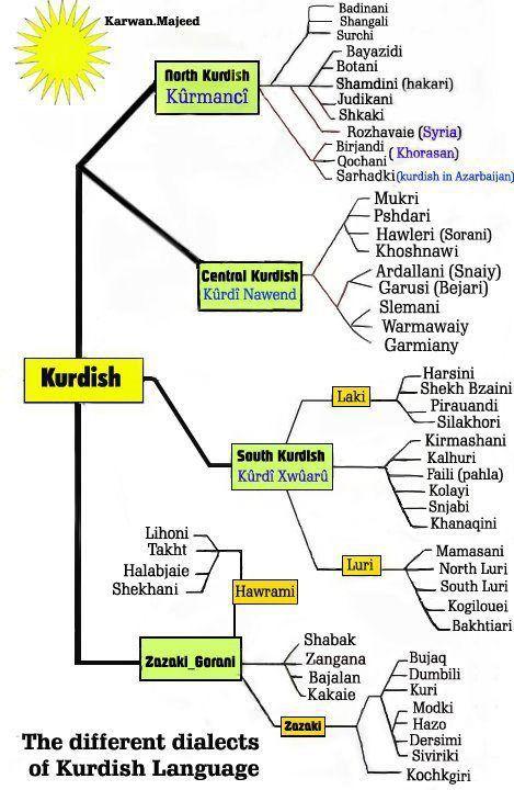 Kurdish Language-Zimanê Kurdî