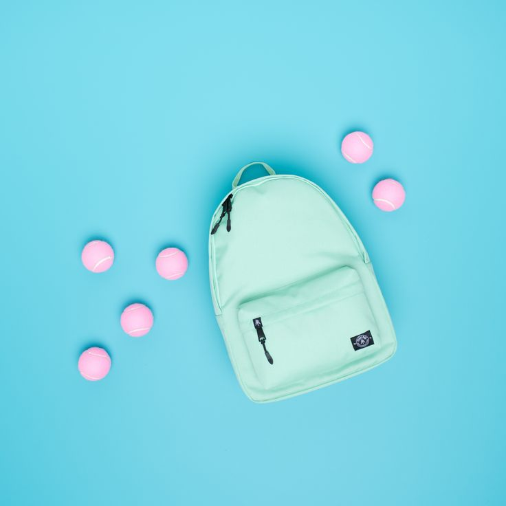 Who's up for doubles? Parkland Vintage Backpack in Seafoam from the Fall 2016 Collection.