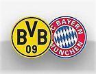 #Ticket  1 X BVB 09  FC Bayern München Ticket Süd Tribüne #deutschland