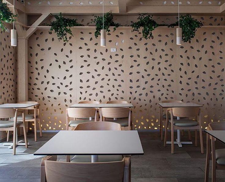 Oltre 1000 idee su design per interni ristorante su - Interni arquitectos ...