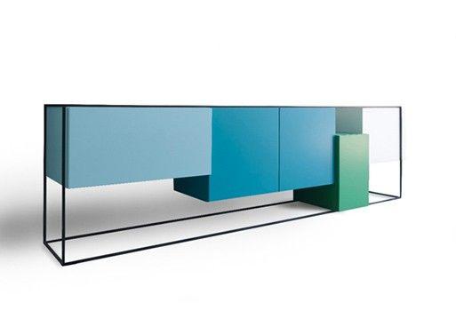 Framed Buffet by moca — Credenzas/Sideboards -- Better Living Through Design