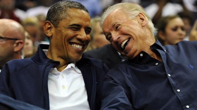 President Obama | VP Joe Biden | Photos through the Years