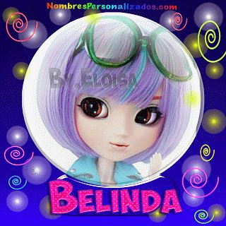 """Nombres """" Eloisa """": Muñeca Blythe con Nombres"""