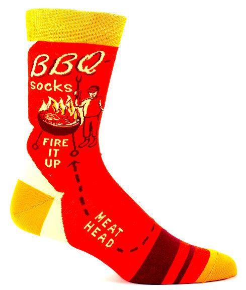 Blue Q BBQ Socks - Sue Patrick