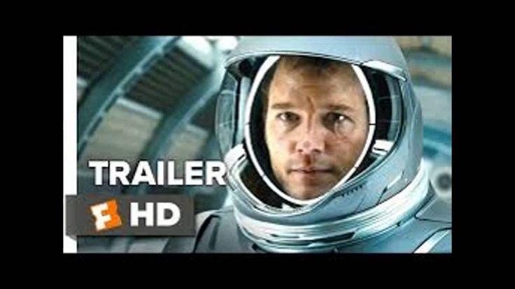 Starring Jennifer Lawrence Chris Pratt Michael Sheen Passengers Official Trailer 1