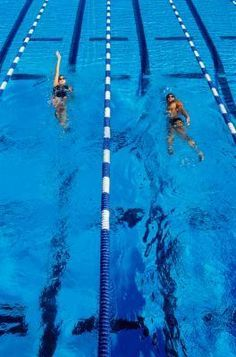The backstroke should be part of every good swimmer's repertoire. Swimming backstroke can be relaxing and is less strenuous than other strokes, such as freestyle and butterfly, given that your head is never submerged. If you have back problems, the backstroke is an ideal swimming stroke to perform. Learning proper backstroke techniques can help you...