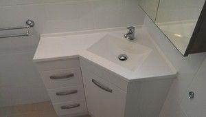 TrueLocal: Total Bathroom Renovations Brisbane Image - Vanity at New Farm