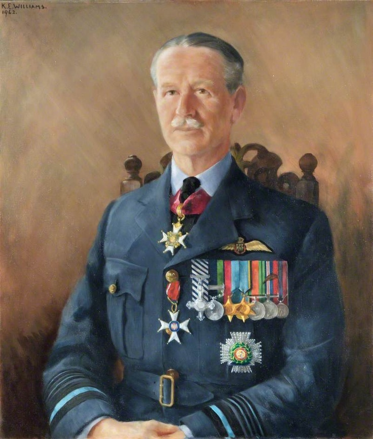 Air Marshal Sir Richard Jordan (1902–1994), KCB, DFC