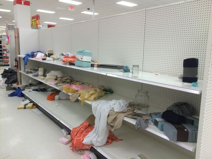 Here are some amazing pictures of Target's last day in Canada. What it looks like when target leaves your town (or country). #target #canada #retail