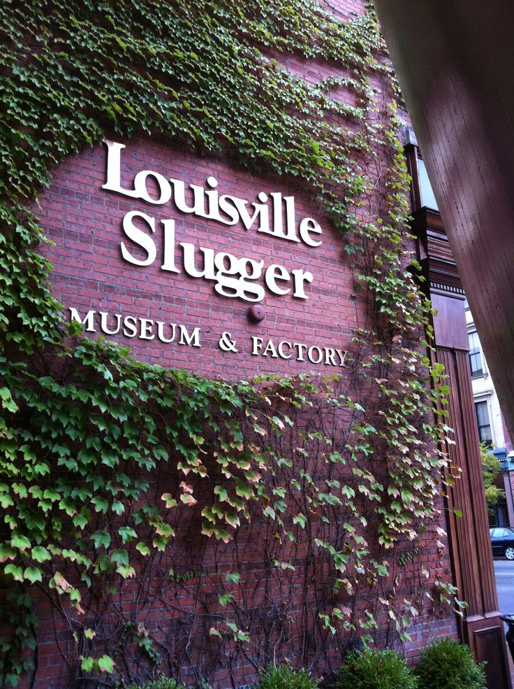 In Kentucky I would like to visit the Louisville Slugger. Here I would like to see how professional bats are made and maybe pick out a bat for myself.a