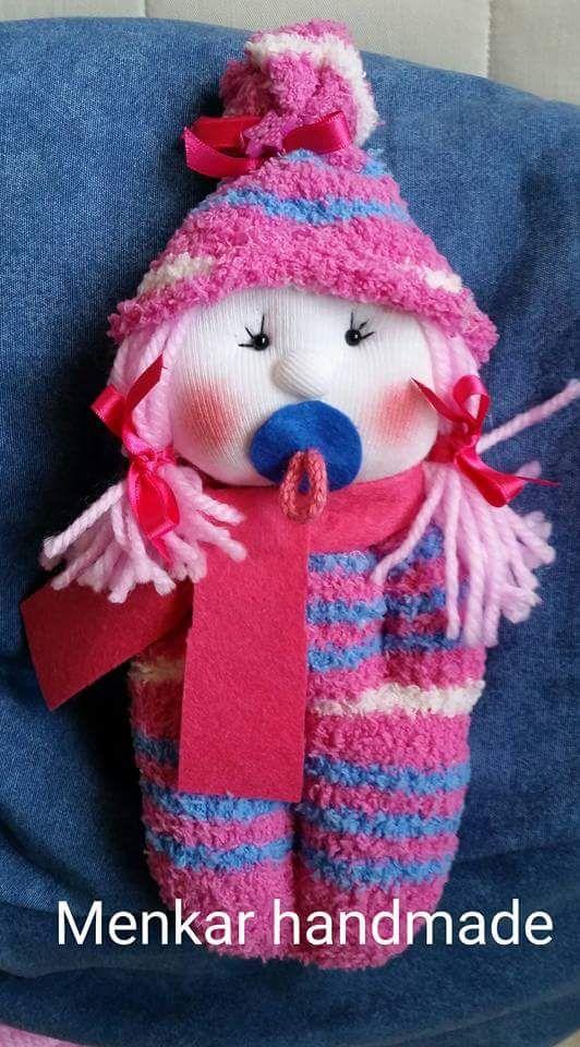 Muñeca para bebé
