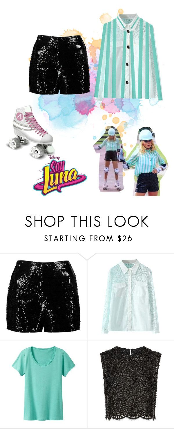 """""""soy luna"""" by maria-look on Polyvore featuring Boohoo, TravelSmith and Costarellos"""