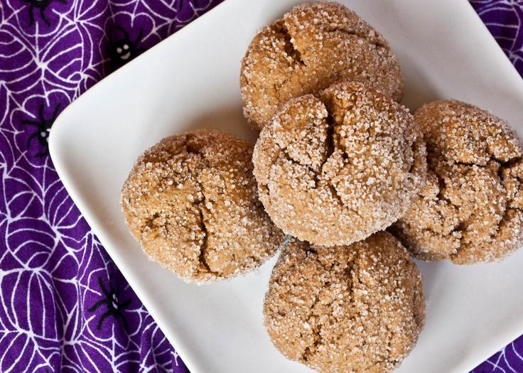 Pumpkin Molasses Cookie Dough Balls | Desserts....yum! | Pinterest