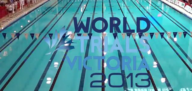 Review of World Championship Trials 2013. Click through for inspirational blog of an internationally ranked athlete - pozzswim.ca