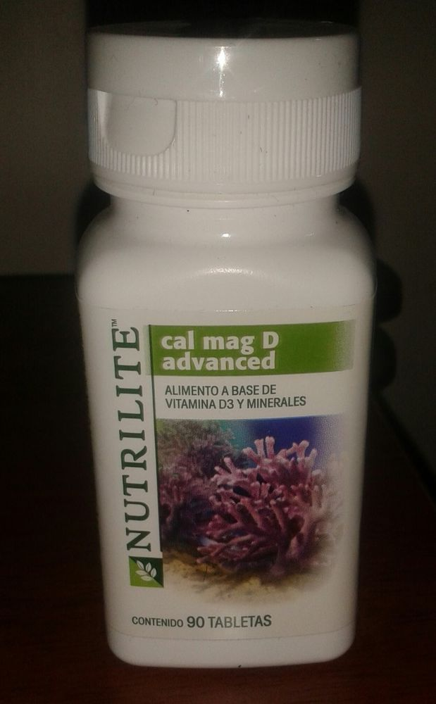 Amway Nutrilite Cal Mag D 90 Tablets Free Shipping Unbranded