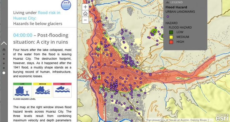 "Speaking the ""Language"" of Spatial Analysis via Story Maps 