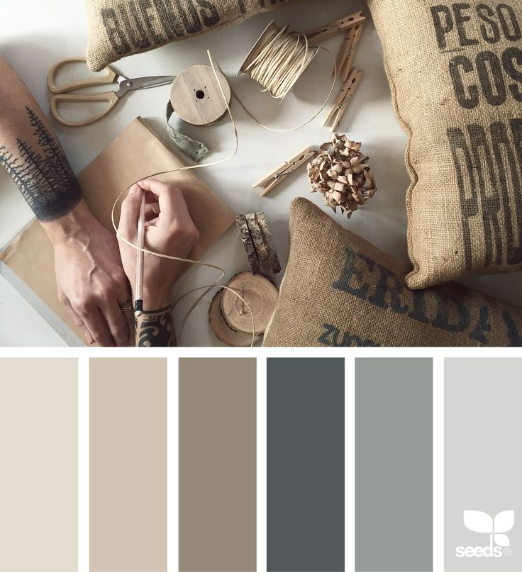 { working tones } image via: @bonoraf | design-seeds (tan, taupe, brown, blue gray, grey)