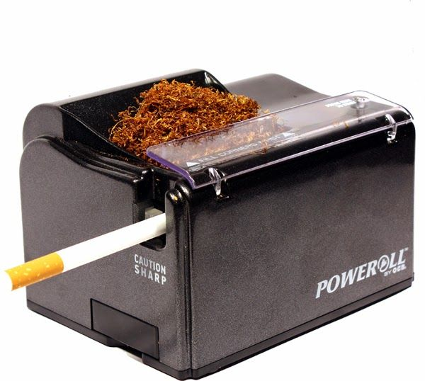 Die elektrische Stopfmaschine: Zigaretten selbst stopfen mit elektrischen Stopfmaschinen