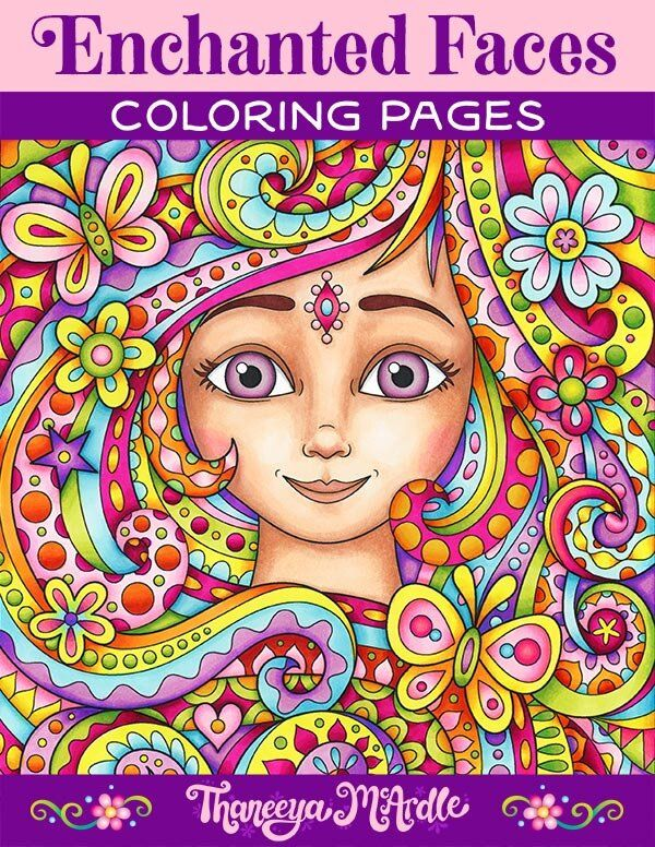 Mandala Coloring Pages 23 Printable Mandalas To Color Art Is Fun In 2020 Coloring Pages Abstract Coloring Pages Mandala Coloring Pages