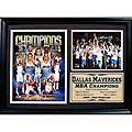 NBA Commemorative Dallas Mavericks 2011 NBA Champions Photo Plaque | Overstock.com Shopping - The Best Deals on Basketball $53