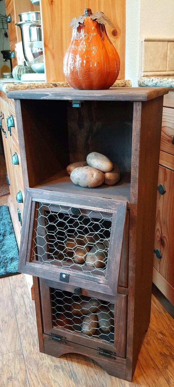 Bac de stockage de pommes de terre Flat par Colorfulimpressions