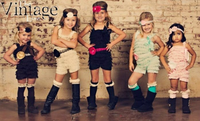 Adorable online clothing store for little girls and babies ...