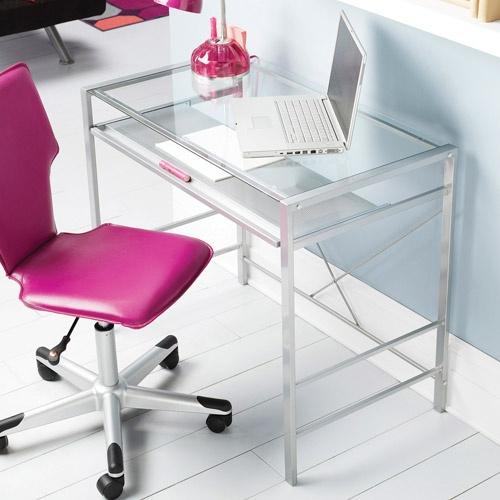 best 25 clear desk ideas on pinterest glass desk glass