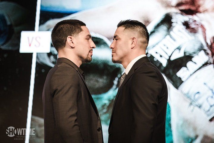 NOTES AND QUOTES FROM THE 2018 BOXING UPFRONT PRESENTED BY SHOWTIME SPORTS® AND PREMIER BOXING CHAMPIONS #Latest #allthebelts #boxing