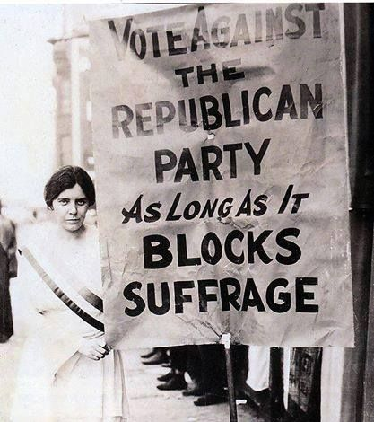 womens right to vote should be revoked The third and final approach was to push for a national constitutional amendment that would grant women the right to vote women's suffrage movement women.