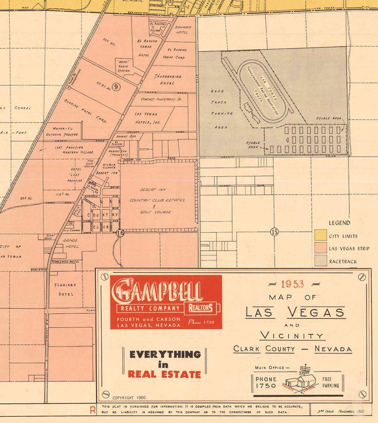 177 best Old Vegas images on Pinterest  Sin city Las vegas strip