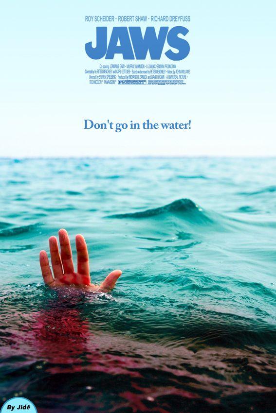 Jaws Movie Poster Water Teacher Memes Teacher Humor