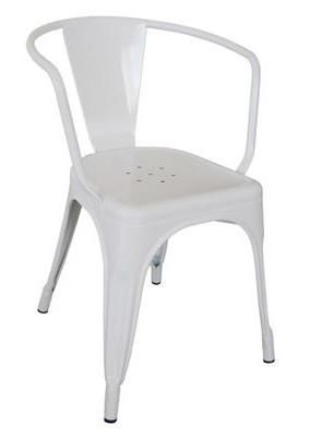 Buy Replica Tolix Armchair White Online at Factory Direct Prices w/FAST, Insured, Australia-Wide Shipping. Visit our Website or Phone 08-9477-3441