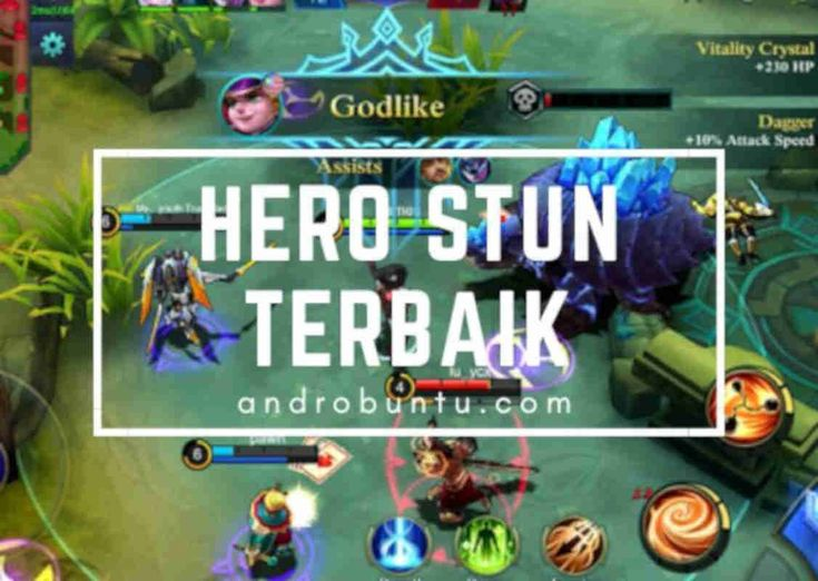 Ada beberapa skill yang sangat berbahaya di dalam permainan Mobile Legends, salah satunya adalah skill yang memberikan efek stun. Nah, untuk kamu yang ingin memenangkan permainan, ada baiknya menggunakan 5 hero Mobile Legends dengan efek stun terbaik ini.