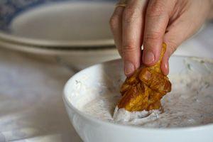 Cocina India: Bhaji de Cebolla