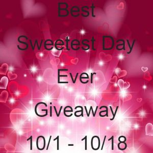 Krazy Kat Freebies: BEST SWEETEST DAY EVER GIVEAWAY!  #BSDE1014 Over $800 ARV of prizes! Check it out!