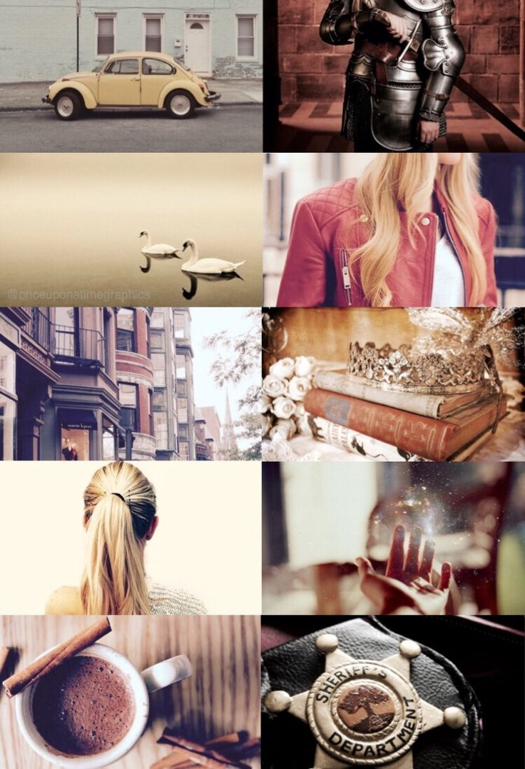 Emma Swan Aesthetic ~ OUAT