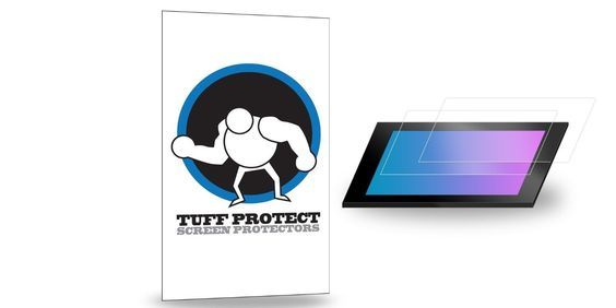 Tuff Protect Crystal Clear Screen Protectors Humminbird Fishfinder 161 Fish Finder >>> To view further for this item, visit the image link.
