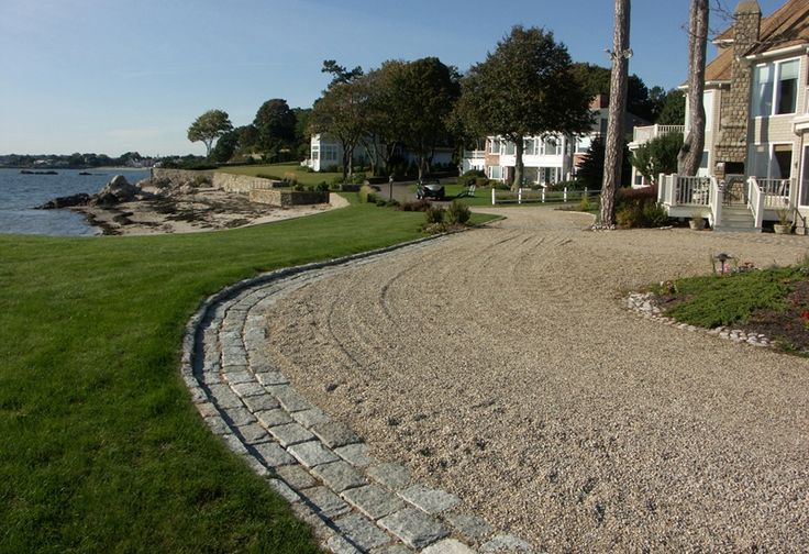 10 Best Images About Shell Driveways On Pinterest