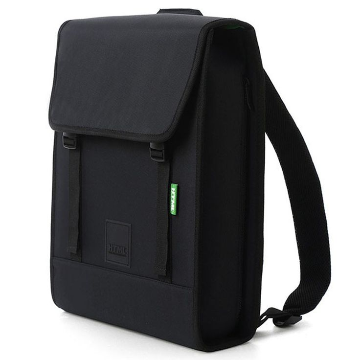 Square Backpack Mens College Book Bag HTML U38