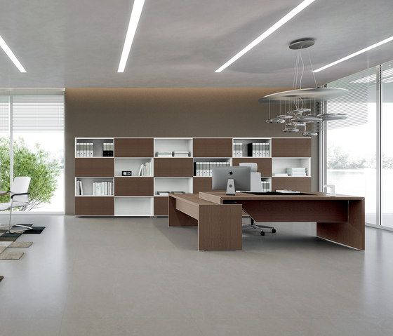Individual desks | Workstations | York Managerial line 04 | DVO. Check it on Architonic