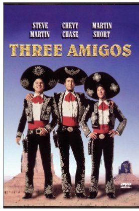 Three actors accept an invitation to a Mexican village to perform their onscreen bandit fighter roles, unaware that it is the real thing.