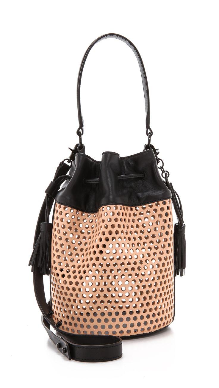 Loeffler Randall Industry Bucket Bag